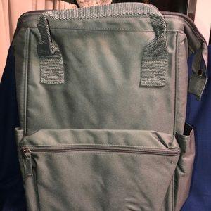 Backpack shoe bag